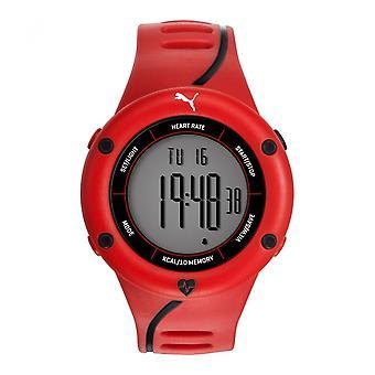 Puma Uhr Armbanduhr Herrenuhr Digital Silikon PU911361003