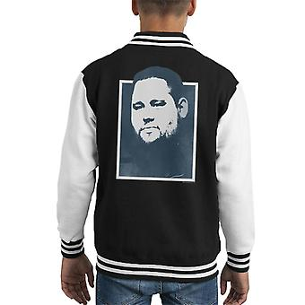 Rag N Bone Man At BBC Studios 2017 Kid's Varsity Jacket
