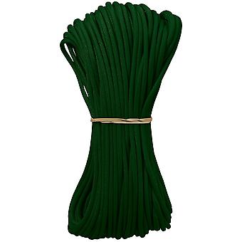 Parachute Cord 4mmX100'-Kelly Green