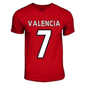 Antonio Valencia Manchester United Hero T-shirt (red)