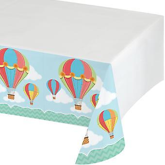 Babyballoon bébé parti nappe 137x259cm 1 pièce enfants thème fête d'anniversaire
