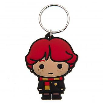 Harry Potter Keyring Chibi Ron