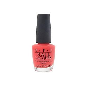 OPI Nagellack - A Good Man-Darin is Hard to Find