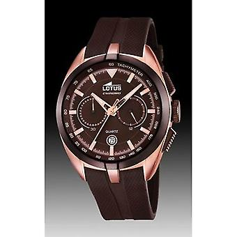LOTUS - men's wristwatch - 18190/1 - smart casual - sports
