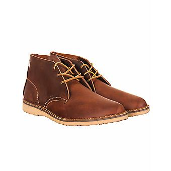 Red Wing 3322 Weekender Chukka Boot - Copper Rough & Tough