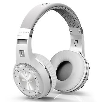 Bluedio H + Turbine draadloze Bluetooth Stereo koptelefoon-wit