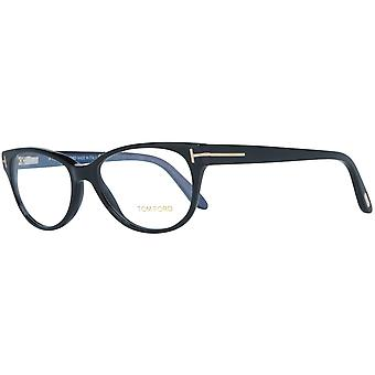 Tom Ford ultramodern ladies glasses black