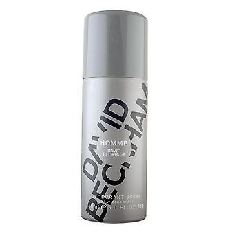 David Beckham Homme Dezodorant w sprayu 150 ml