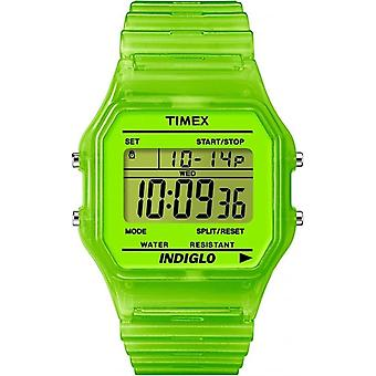 Unisex Classic Digital Alarm Chronograph Watch