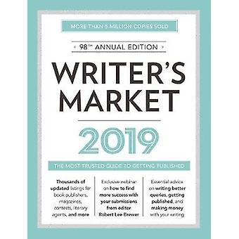 Writer's Market 2019 - den mest betrodda guiden till att bli utgiven av