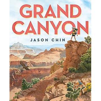 Grand Canyon av Jason Chin - 9781596439504 bok
