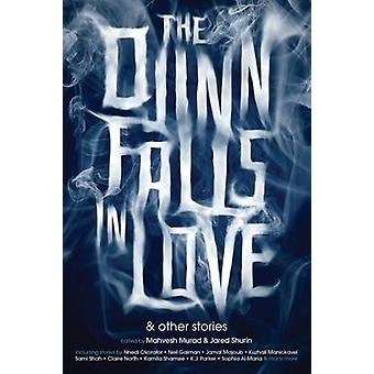 The Djinn Falls in Love and Other Stories by Neil Gaiman - Amal El-Mo