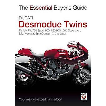 Ducati Desmodue Twins - Pantah - F1 - 750 Sport - 600-750 900 1000 S