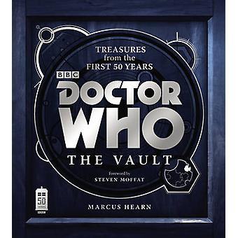 Doctor Who - The Vault by Marcus Hearn - 9781849905817 Book