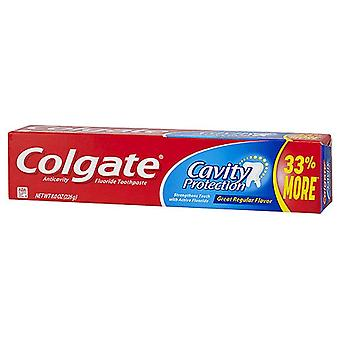 Colgate cavity protection toothpaste, great regular flavor, 8 oz