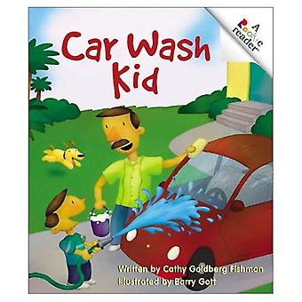 Car Wash Kid (Rookie Readers: Level A)