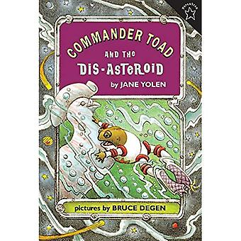 Commander Toad and the Dis-Asteroid (Commander Toad Series)
