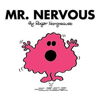 Mr. Nervous (Mr. Men and Little Miss)
