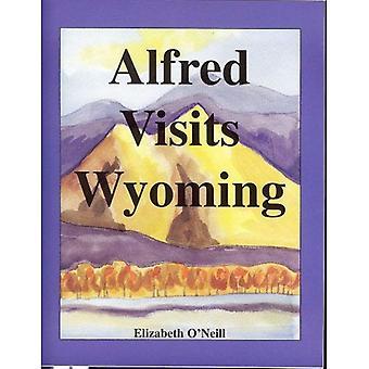 Alfred bezoeken Wyoming