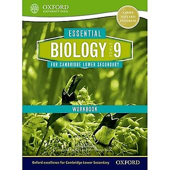 Biologi för Cambridge sekundära 1 etapp 9 arbetsbok