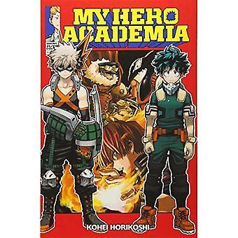 Min hjälte Academia, Vol. 13