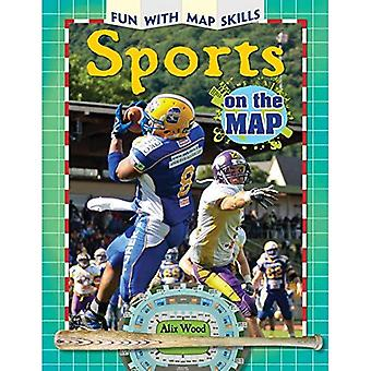 Sports on the Map (Fun with Map Skills)