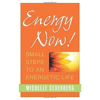 Energy Now!: Small Steps to an Energetic Life