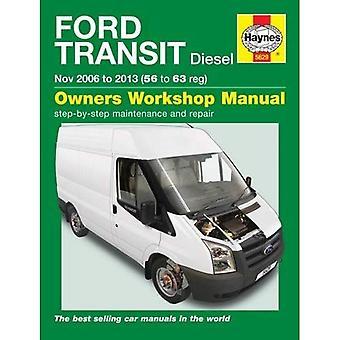 Ford Transit Diesel Service and Repair Manual: 2006 to 2013 (Haynes Service and Repair Manuals)