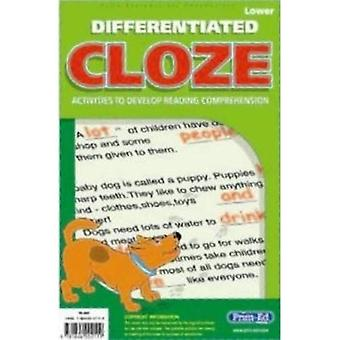 Differentiated Cloze: Lower: Activities to Develop Reading Comprehension
