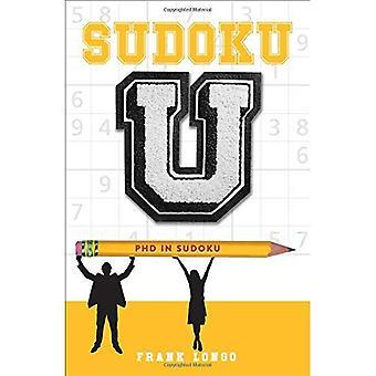 Sudoku U: PhD in Sudoku