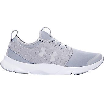 Under Armour Mens Drift Mineral Lace Up Training Running Sports Trainers - Grey