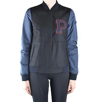Peuterey Blue Wool Outerwear Jacket