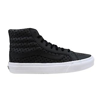 Vans SK8 Hi Slim Perf Stars Black/White VN00018IITU Men's