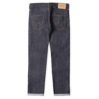 Edwin ED55 Jeans Red Listed Selvage 14 oz Unwashed
