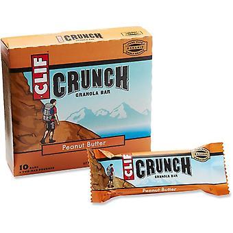 Clif Crunch Müsliriegel Erdnussbutter