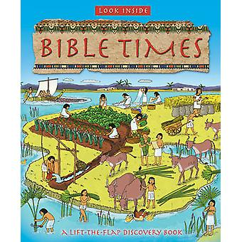 Look Inside Bible Times by Lois Rock - Anthony  Lewis - 9780745976143