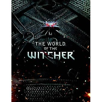 The World of the Witcher by CD Projekt Red - 9781616554828 Book