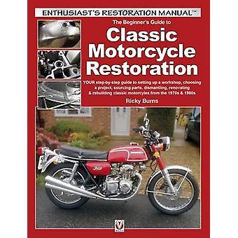 De Beginner's Guide to Classic motor restauratie-uw stap-voor-