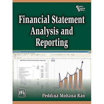 Financial Statement Analysis And Reporting by Peddina Mohana Rao - 97
