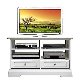 Open back lacquered TV door