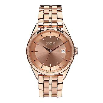 Nixon le Minx tous Damenuhr Or Rose (A934897)
