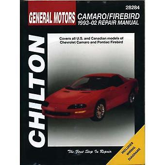 General Motors Camaro & Firebird (93 - 02) by Christine L Sheeky - Mi