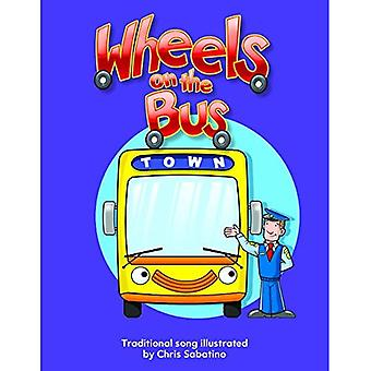 Wheels on the Bus Big Book (Teacher Created Materials Big Books)