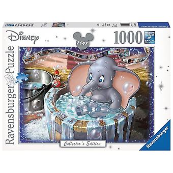 Puzzel van Ravensburger Disney Collector's Edition Dombo 1000pc