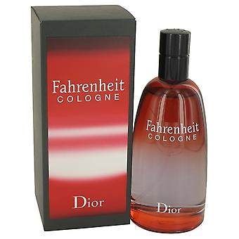 FAHRENHEIT by Christian Dior Cologne Spray 4.2 oz / 125 ml (Men)
