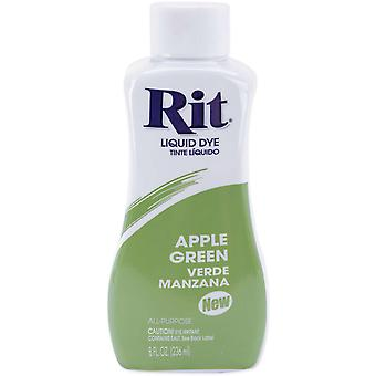 Rit Dye Liquid 8 Ounces Apple Green 8 88450