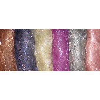 Angelina Straight Cut Fibers .1 Ounce 6 Pkg Classic Am4002