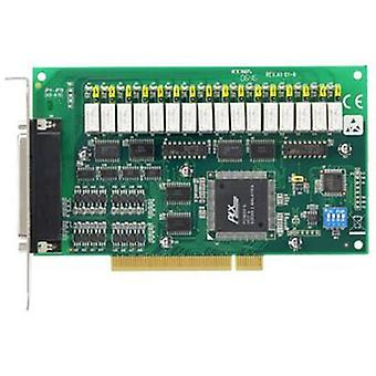 I/O card Relays, DI Advantech PCI-1762 No. of inputs: 16 x