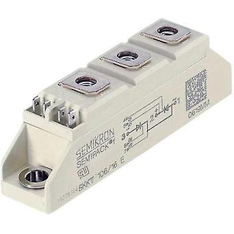 Standard diode array bridge 100 A Semikron SKKD100/16