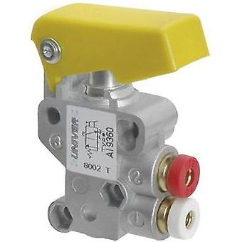 3/2-way Mechanically operated pneumatic valve Univer AI-9350 M5